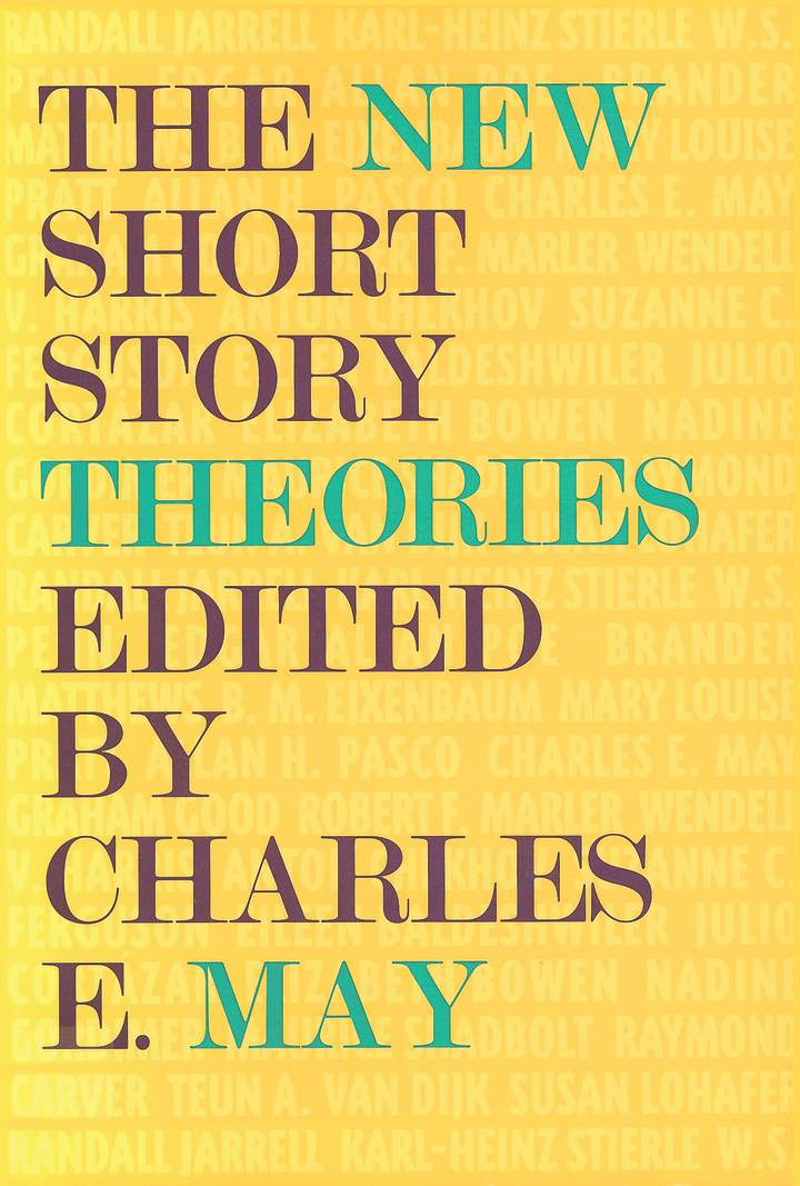 Cover of 'The New Short Story Theories'