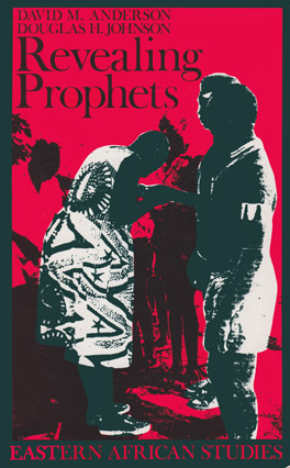 Cover of Revealing Prophets