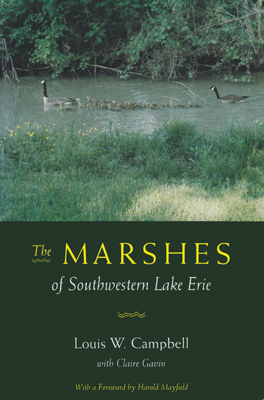 Cover of 'The Marshes of Southwestern Lake Erie'