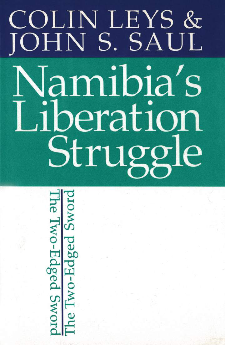 Cover of Namibia's Liberation Struggle