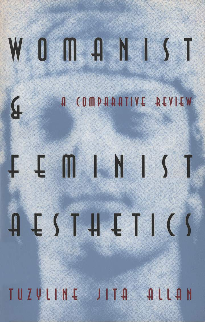 Cover of 'Womanist and Feminist Aesthetics'