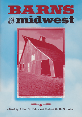 Cover of Barns of the Midwest