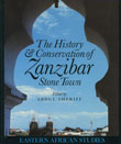 Cover of 'The History and Conservation of Zanzibar Stone Town'
