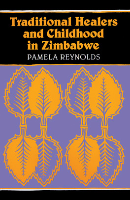 Cover of 'Traditional Healers and Childhood in Zimbabwe'
