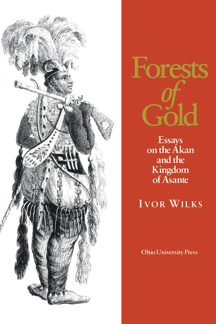 Cover of 'Forests of Gold'