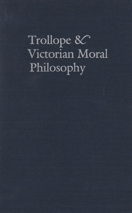 Cover of 'Trollope & Victorian Moral Philosophy'