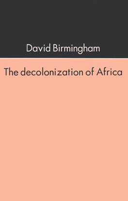 Cover of 'The Decolonization of Africa'