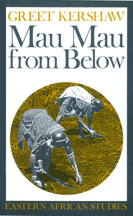Cover of Mau Mau from Below