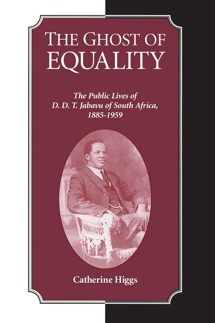 Cover of 'The Ghost of Equality'