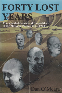 Cover of 'Forty Lost Years'