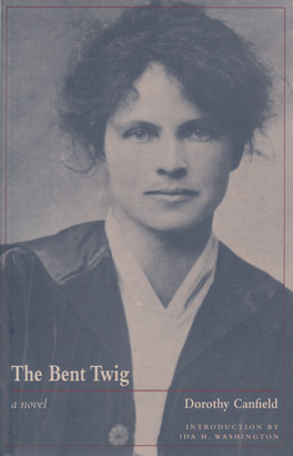 Cover of 'The Bent Twig'