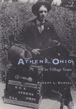 Cover of Athens, Ohio