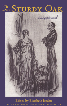 Cover of 'The  Sturdy Oak'