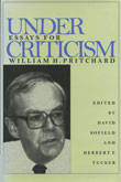 Cover of Under Criticism