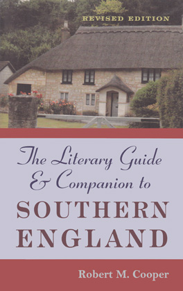 Cover of 'The Literary Guide and Companion to Southern England'
