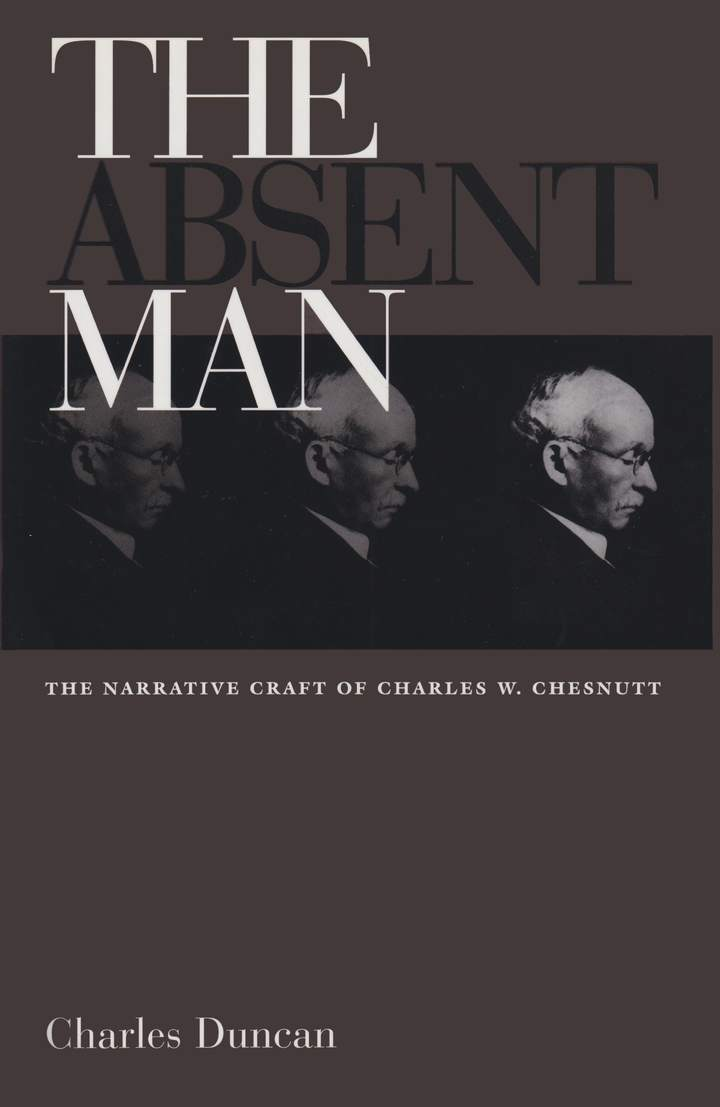 Cover of 'The  Absent Man'