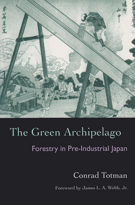 Cover of 'The Green Archipelago'