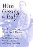 Cover of 'With Gissing in Italy'