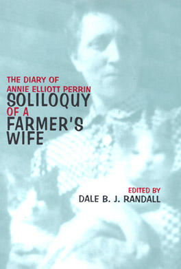 Cover of 'Soliloquy of a Farmer's Wife'