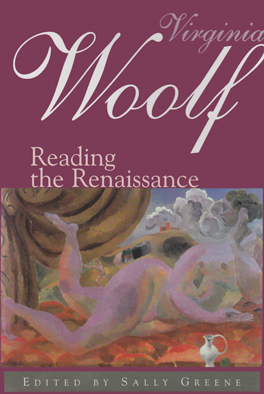 Cover of 'Virginia Woolf'