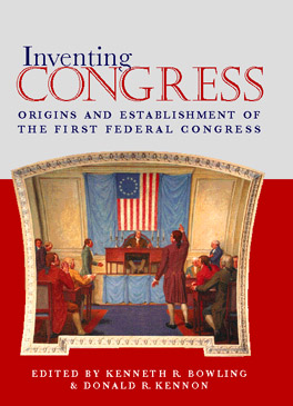 Cover of Inventing Congress