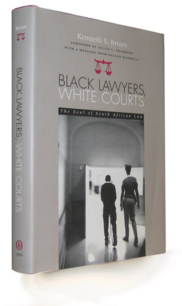 Cover of 'Black Lawyers, White Courts'