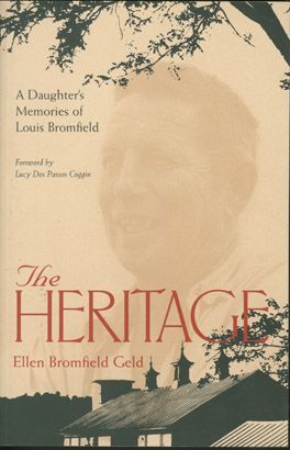 Cover of The Heritage