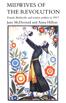 Cover of Midwives of the Revolution