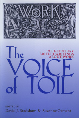 Cover of 'The Voice of Toil'