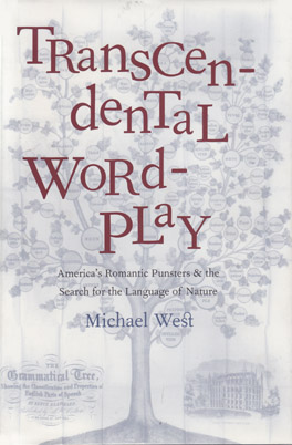 Cover of 'Transcendental Wordplay'