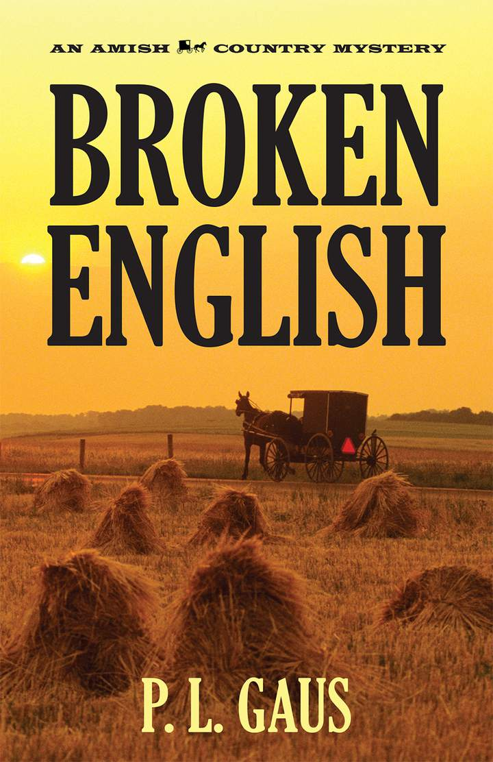 Cover of 'Broken English'