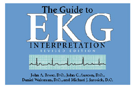 Cover of 'The Guide to EKG Interpretation'