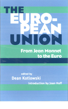 Cover of 'The European Union'