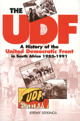 Cover of 'The UDF'