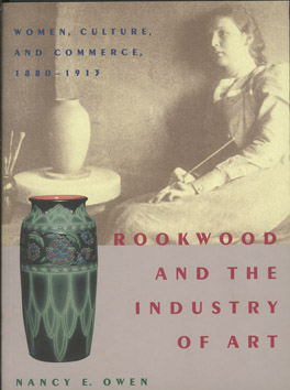 Cover of 'Rookwood and the Industry of Art'