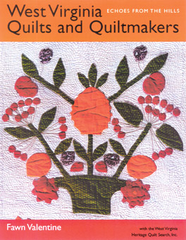 Cover of 'West Virginia Quilts and Quiltmakers'