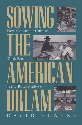 Cover of 'Sowing the American Dream'