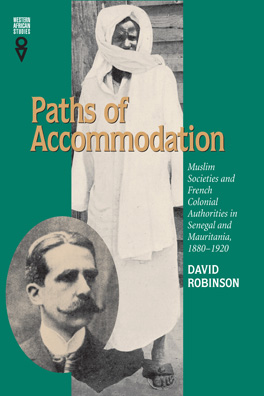 Cover of 'Paths of Accommodation'
