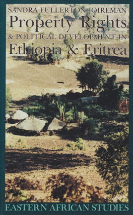 Cover of Property Rights & Political Development in Ethiopia & Eritrea