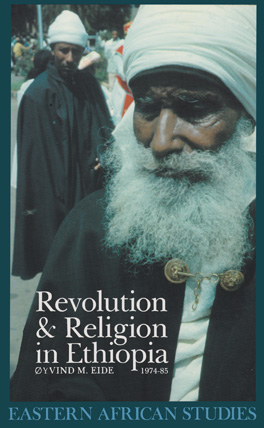 Cover of 'Revolution and Religion in Ethiopia'