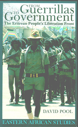Cover of 'From Guerrillas to Government'