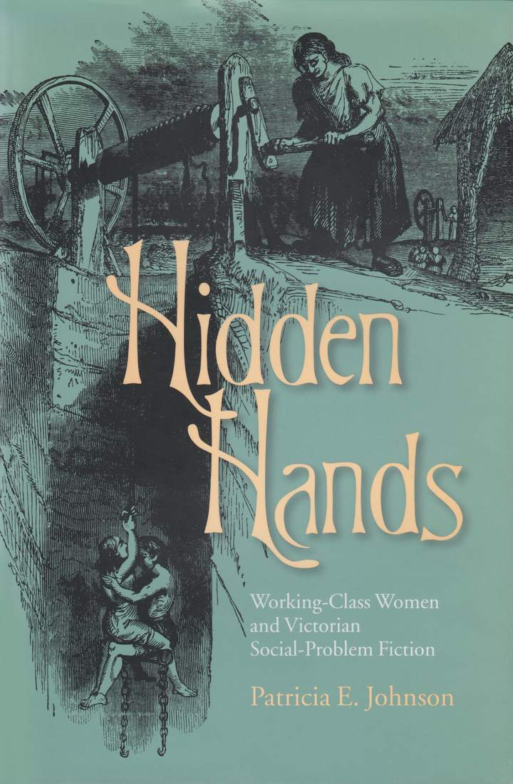 Cover of Hidden Hands