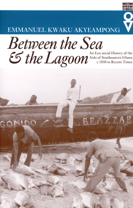 Cover of 'Between the Sea and the Lagoon'