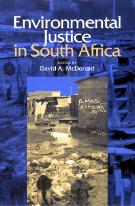 Cover of 'Environmental Justice in South Africa'