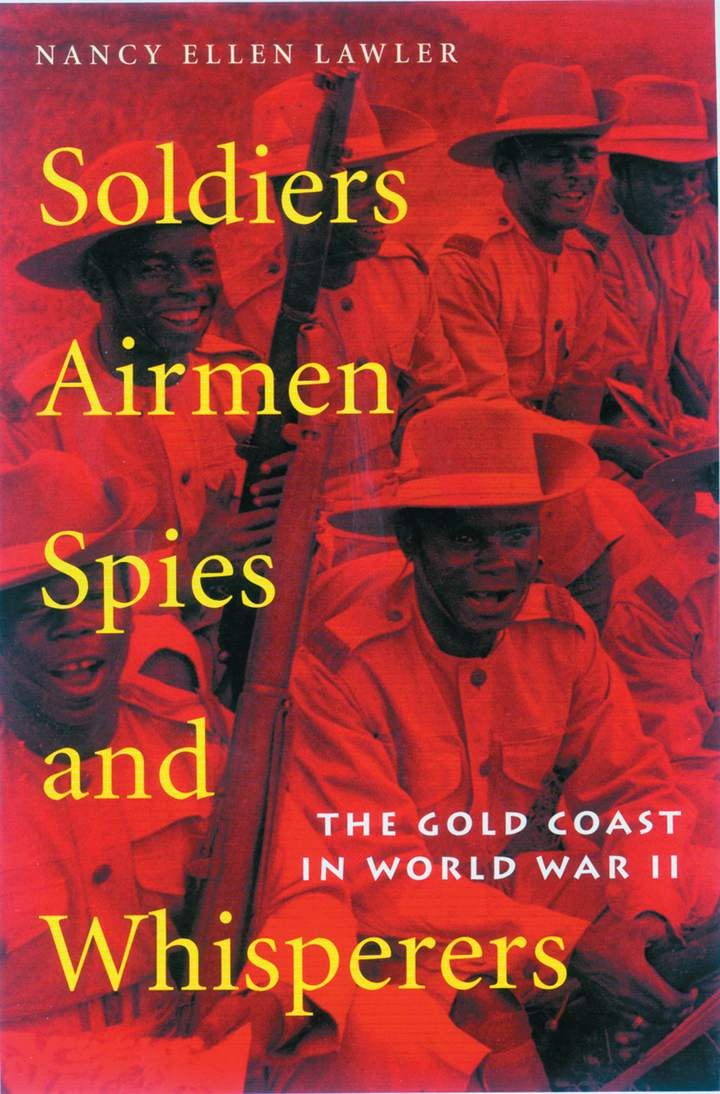 Cover of Soldiers, Airmen, Spies, and Whisperers