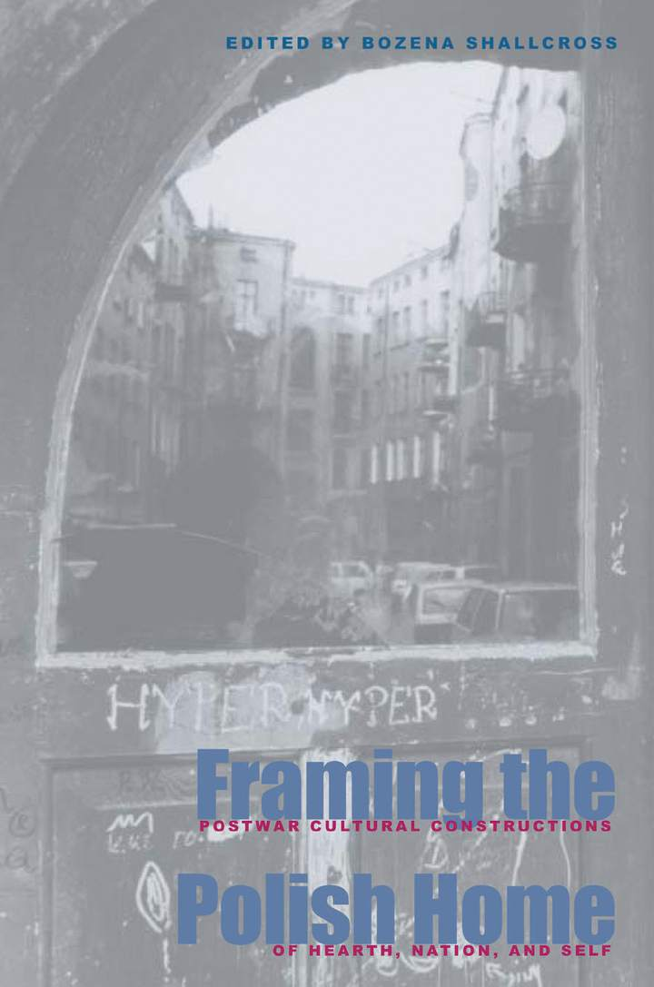 Cover of 'Framing the Polish Home'