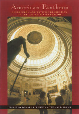 Cover of American Pantheon