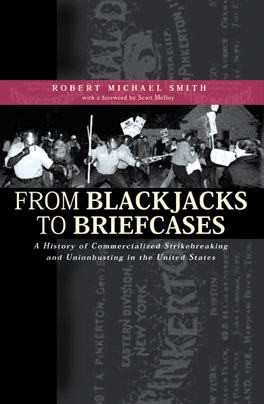 Cover of From Blackjacks to Briefcases