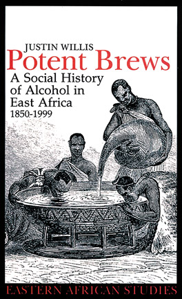 Cover of Potent Brews