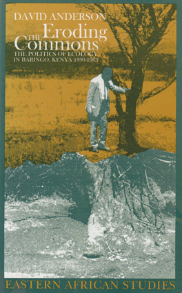 Cover of 'Eroding the Commons'